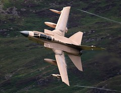 PINKY (Dafydd RJ Phillips) Tags: operation desert storm 1991 gulf war snowdonia mach loop royal air force raf marham aviation panavia gr4 tornado granby pinky zg750