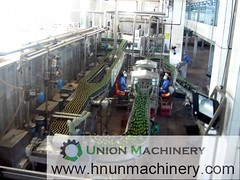 Providing a Bottle Filling Machine For Every Application (packing flour) Tags: automatic filling machine water liquid juice liqueur
