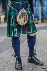 J5 - Thurso - Scottish music band (Darth Jipsu) Tags: band clanmackenzie mackenzie sporran bagpipe tartan kilt music scotland drum thurso royaumeuni gb