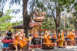 wat muang - ang thong - thailande 29