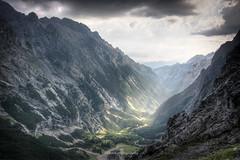 Reintal - Zugspitze - HDR (eschborn.photography) Tags: eschborn eschbornphotography alps mountains alpen bayern hike wanderung deutschland österreich austria germany zugspitze