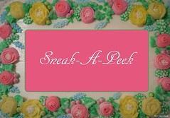 Sneak-A-Peeks (TheBakeryFairy♥) Tags: cake buttercream thebakeryfairy thebakeryfairycom cupcake fondant gumpaste