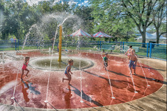 _DSC2472 Spray Park (Charles Bonham) Tags: riverdays midlandmi celebration spraypark impressionism children water park summer outdoor play fun sonya7rll sonyzeissfe1635mmf4 charlesbonhamphotography