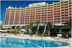 Vilamoura - Hôtel Tivoli Marinotel - (Algarve - Portugal) (gerard21081948) Tags: portugal algarve vilamoura hôtel tivoli piscine mer marina tourisme vacances