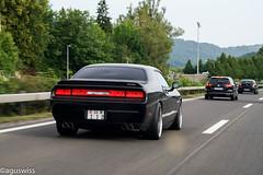 Dodge Challenger SRT-8 392 Hemi (aguswiss1) Tags: dodge challanger srt8 392 hemi supercar fastcar dreamcar uscar usmusclecar usmuscle mopar sportscar carspotting challenger