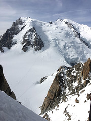Alps Trip 1135m (mary2678) Tags: aiguille du midi chamonix europe honeymoon mont blanc mountain mountains sky cloud clouds snow rick steves myway way alpine tour french alps