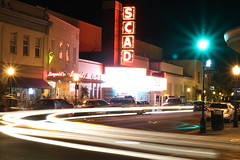 Downtown Savannah (venomphotography) Tags: savannah downtown scad long exposure longexposure night