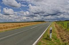 Germany Highway (rupprechtsascha) Tags: sommer nikond7000 strase landschaft sigma1020mm germany