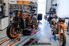 KTM RC8 (afeman) Tags: xf23f2wr xpro2 motorcycles vehicles rc8 ktm fujifilm transport borlänge dalarnaslän sweden se