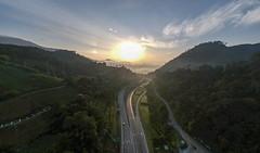 Sunrise 🌅at Genting Sempah, Pahang, Malaysia 🇲🇾 (@jailanish) Tags: pahang gentingsempah panorama aerial wide djimalaysia djispark spark dji