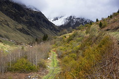 Vallon du Laisonnay (Vanoise) (yoduc73) Tags: montagne vanoise alpes savoie chemin neige champagny laisonnay