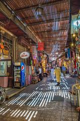 Souks of Marrakesh (gseglenieks) Tags: morocco marrakesh marrakech souk souks shopping explore adventure travel wanderlust experience cultural market shops marketplace africa