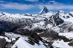 Platthorn Summit 1, Looking out towards the Matterhorn (David Allen's Photostream) Tags: 2017 switzerland platthorn summit matterhorn mountains landscape nationalgeographic
