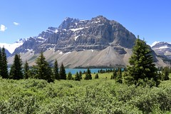 Banff NP (Navin75) Tags: banff alberta canada park nationalpark mountains trees green