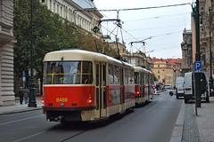 Prague Trams (JH Stokes) Tags: prague trams lightrail publictransport transport czechrepublic czechia photography