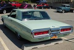 1965 Tbird green=4 (THE HALENIZER) Tags: 1965 tbird