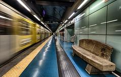 Materdei 1 (isnogud_CT) Tags: statione bahnhof bahnsteig ubahn underground reisende neapel linea1 italien materdei