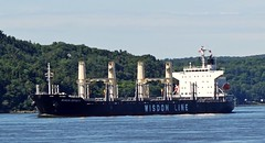 Bunun Infinity - IMO 9732436 (Jacques Trempe 2,800K hits - Merci-Thanks) Tags: stefoy quebec canada navire ship fleuve river stlaurent stlawrence vraquier bulker bunun infinity