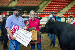 StampedeDay10-47 (Calgary Stampede) Tags: 2016 department events mcdonalds presentations sponsorship steerclassic calgary ab canada can