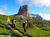 italie-dolomites-cortina-6.jpg (Grand Angle Voyages) Tags: torregrande italie rando dolomites bâtons europe randonneurs randonnée