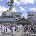 USS John Finn (DDG 113) brings the ship to life during its commissioning ceremony.
