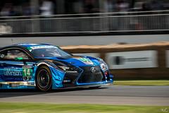 Lexus RCF GT3 (Ryan Charsville) Tags: lexus rc f supercar gt3 gt car race track automotive goodwood gh5 sports speed blur 2017
