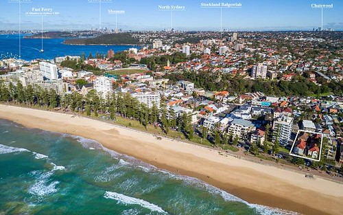 89-90 & 90-92 North Steyne & Whistler Street, Manly NSW 2095