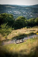 DAN_8739 (dan_c_west) Tags: nikon d750 sheffield bole hill vignette bench view