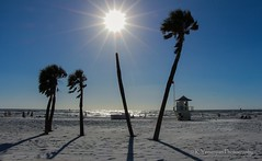Clearwater Beach, Florida (K.Yemenjian Photography) Tags: sun sunlight sunset westcoast florida tampa tampafl clearwater clearwaterbeach clearwaterbeachfl aperturepriority beautyofnature canon oceanview