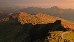 Snowdon - South Ridge (Kevin O'Brian) Tags: bwlchmain llanberis rhydddu snowdon snowdonia southridge uk wales yraran summit