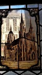 Rathaus fenster (blondinrikard) Tags: stainedglass stainedglasswindow munich monaco münchen bayern bavaria rathaus cityhall