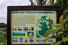Kleiner Königsstuhl, Info (julia_HalleFotoFan) Tags: rügen jasmund kreidemuseum gummanz kreidemuseumrügen kleinerkönigsstuhl