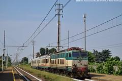 E656 551 (MattiaDeambrogio) Tags: treno treni train trains e656 kaimanone talete pontecurone