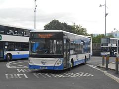 N.A.T Group 340 (Welsh Bus 17) Tags: natgroup caetano man citysmart 340 ou14svw newport
