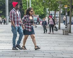 Plymouth A W (tramsteer) Tags: tramsteer armadaway plymouth students devon england europe people street