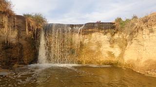 Wadi El Rayan Waterfalls