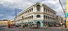 Commercial Center of old Iloilo City (tlchua99) Tags: iloilo city old