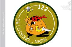 Ala 12 - 122 Escuadrón (Ejército del Aire Ministerio de Defensa España) Tags: distintivo ala 12 ala12 122 escuadrón