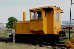 GM Switcher (Laurence's Pictures) Tags: north dakota railroad museum train railway transportation freight bismarck burlington northern pacific soo line historic car