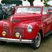 1940 Plymouth Convertible