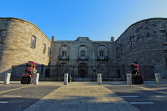 Kilmainham Gaol, Dublin, Ireland (Colin Kavanagh) Tags: jail dublin kilmainham gaol kilmainhamgaol dublin8 building architecture irishtourism visitireland visitdublin historical irishhistory dublinphotos evening 80d