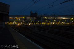 Euston in the Blue Hour (Cosmo's Train & Gig Photos) Tags: virgintrains vtwc class390 pendolino eus london euston londoneuston wcml westcoastmainline longexposure