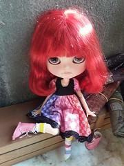 Mariana (Lunalila1) Tags: doll icy matiana mariona fc custo custom handmade dress outfit
