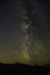 Sagittarius (Flat-Sax Jones) Tags: stars night milky way long exposure astro astrophotography nikon d610 35mm sky silhouette