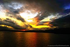 Sunset (Marty Cooke) Tags: sunset sunsets sky coloredsky colouredsky lake landscape landscapes redskyatnight water reflections reflection loughgill countyleitrim county sligo