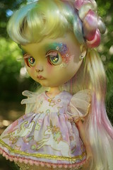 DSC03003 (Lindy Dolldreams) Tags: blythedoll starrytaledolls fantasy dncnllama