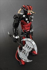 Methael the Demon lord (...The Chosen One...) Tags: lego bionicle moc demon hell satana devil