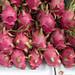 Dragon Fruit auf Markt in Vietnam