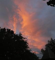 Burning-Sky (N-AH) Tags: nürnberg stadtpark cloud junky burning sky brennender himmel