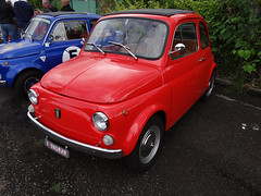 Fiat 500 (Jack 1954) Tags: ancêtre car classiccar old voiture collection